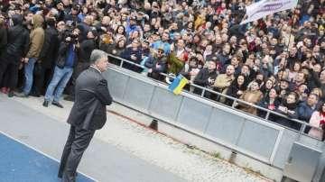 Президентските избори в Украйна: Зеленски не се яви на предизборния дебат