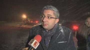 Усложнява се обстановката на прохода Петрохан заради снега