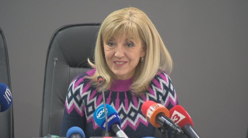 Министърът на регионалното развитие и благоустройството Петя Аврамова ще открие