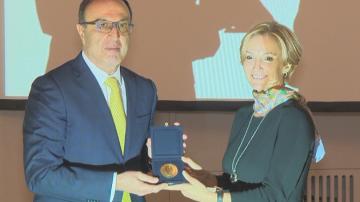 Петър Стоянов получи годишната награда за европейски принос