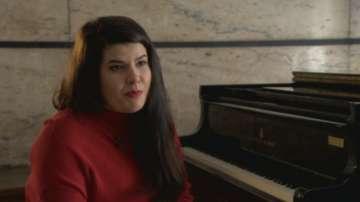 Оперната певица Мила Михова с нова книга