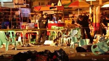 След бомбения атентат във Филипините