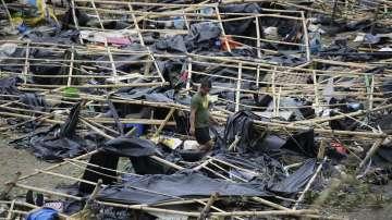 25 са жертвите от тайфуна Мангхут във Филипините