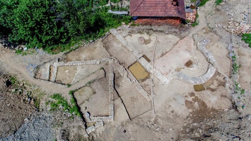 българска археология 2019 показва находки открити строежа хемус