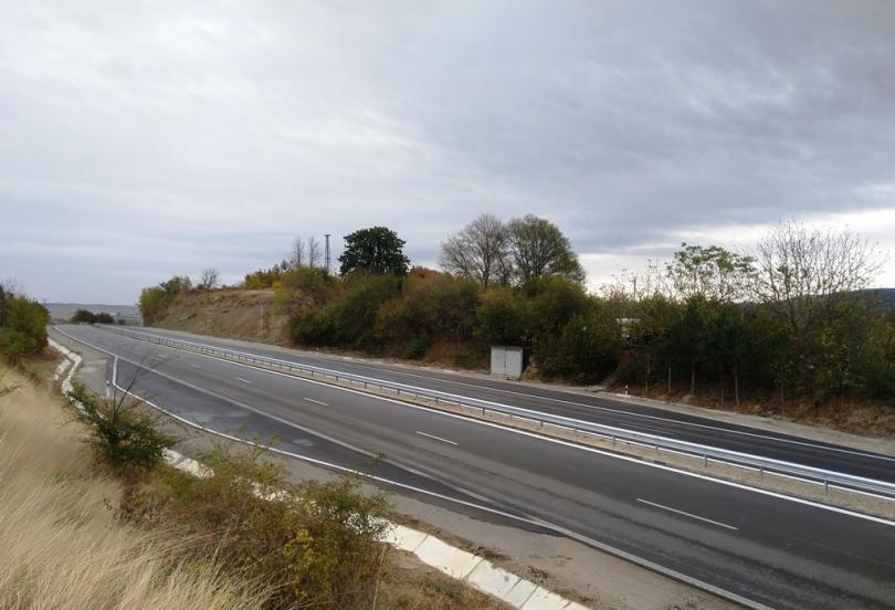 снимка 1 Завърши ремонтът на околовръстния път на Ловеч
