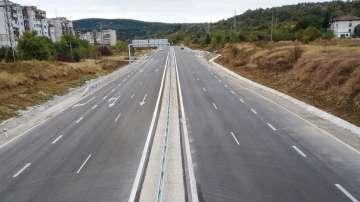 Завърши ремонтът на околовръстния път на Ловеч
