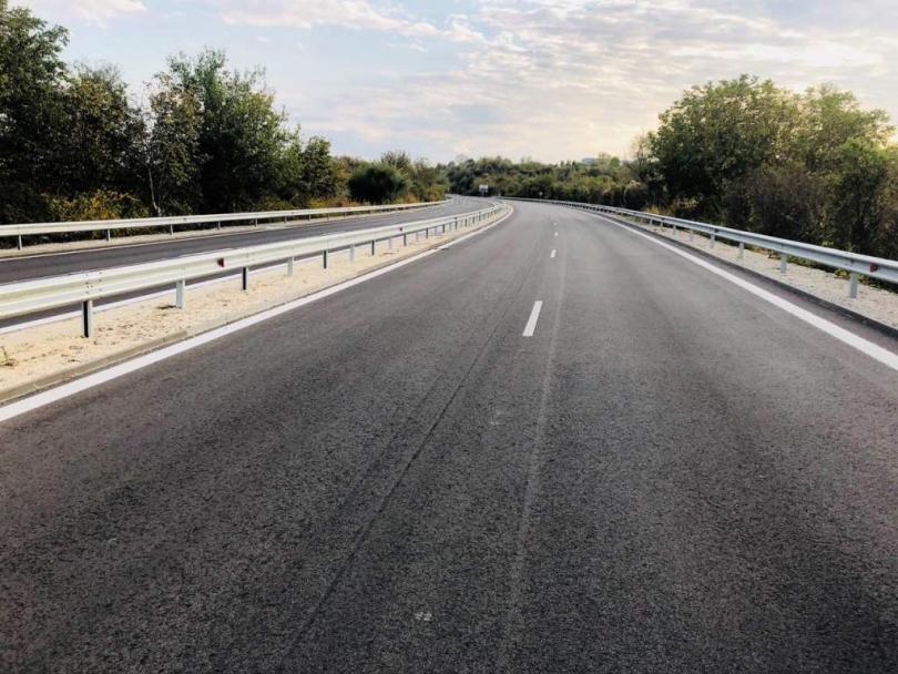 снимка 3 Завърши ремонтът на околовръстния път на Ловеч