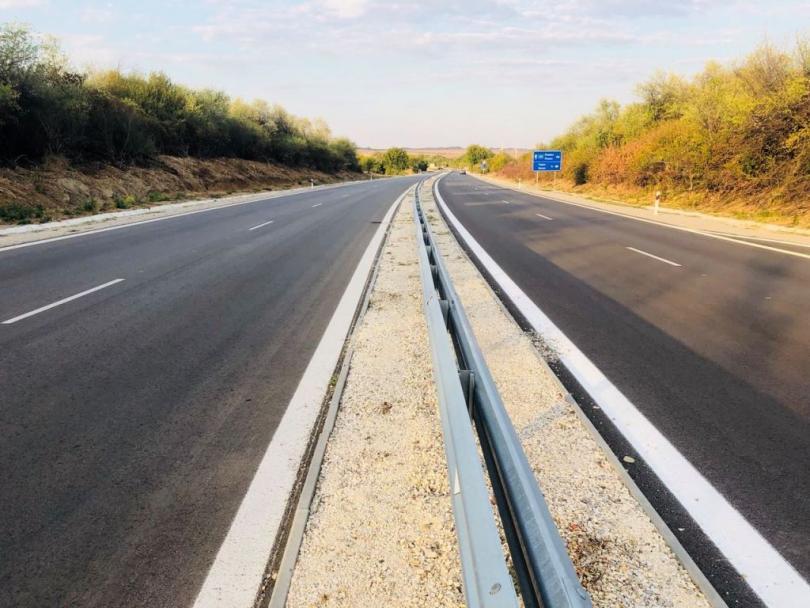 снимка 4 Завърши ремонтът на околовръстния път на Ловеч