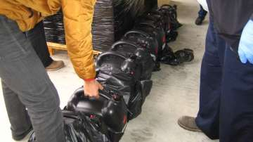 Конфискуваха суровина за производството на 2 тона хероин