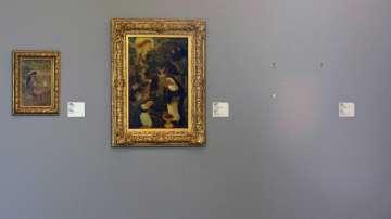 Открадната картина на Пикасо през 2012 г. е открита в Румъния