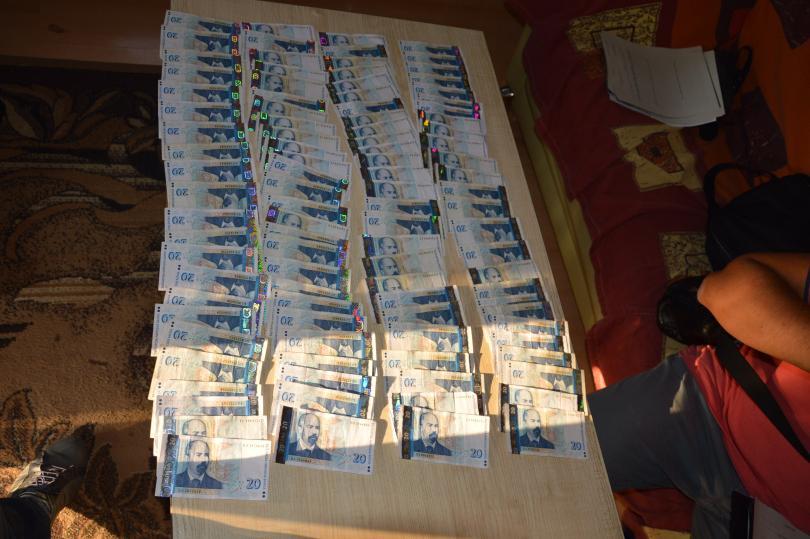 снимка 19 ГДБОП разби организирана престъпна група за наркотици в Бургаско