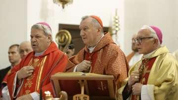Кой е монсеньор Пиетро Паролин?