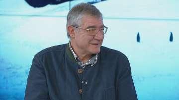 Христо Пимпирев: България прави международна наука в Антарктида