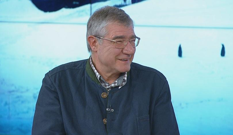 България прави на Антарктида международна наука, заяви проф. Христо Пимпирев,