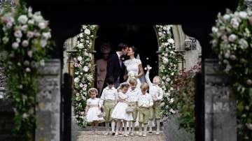Сватбата с кралски блясък