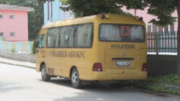 Задържаха пиян шофьор на училищен автобус в Силистра