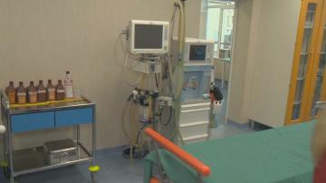 Обновена е Клиниката по изгаряния в Пирогов