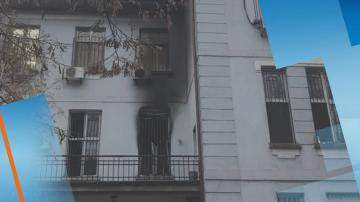 Разследването за пожара в Пирогов продължава