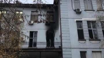 Хронология на пожара в Пирогов, отнел два човешки живота