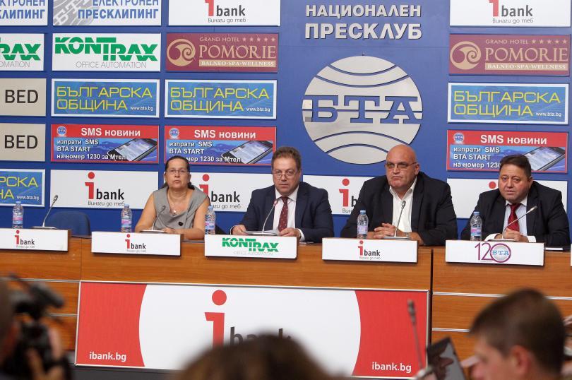 На пресконференция в БТА Български лекарски съюз представи носителите на отличията на лекарското съсловие в България за 2018 г.