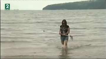Морската вода във Варнеска област е чиста