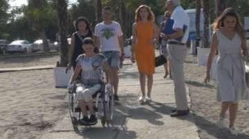 Плажовете ни остават труднодостъпни за хора с увреждания