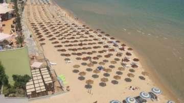 Колко струва сянката на плажа по Северното Черноморие?
