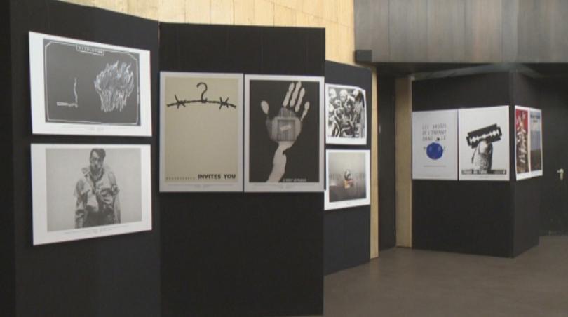 """""""Силата на социалния плакат"""" - това е най-новата изложба, представена"""