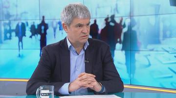 Пламен Димитров: Наблюдава се бавно, но устойчиво увеличение на доходите