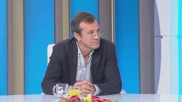 Актьорът Пламен Манасиев: Вярата е нещо много лично