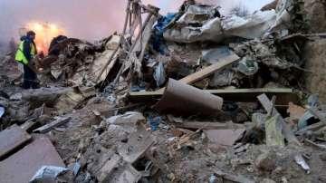 Над 30 души са загинали при самолетната катастрофа в Киргизстан