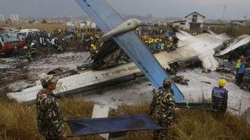 Над 40 са вече жертвите на самолетната катастрофа в Катманду