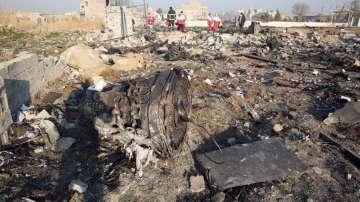 Останките на загиналите при инцидента със сваления самолет в Иран вече са в Киев