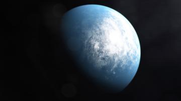 Открита е планета с размерите на Земята, на която може да има живот