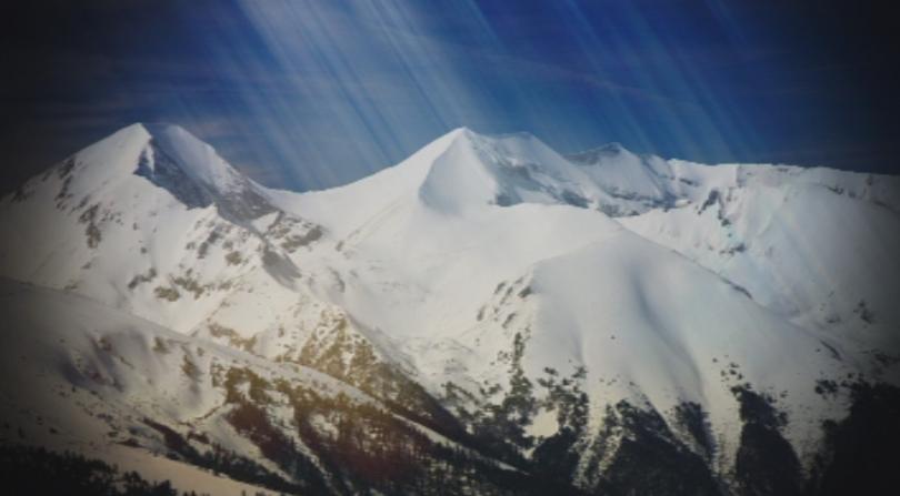 планинските служители предупреждават опасност лавини