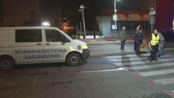 Все още издирват шофьора, прегазил жена на пешеходна пътека в Пловдив