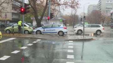 Майка с дете бяха блъснати на пешеходна пътека в Пловдив