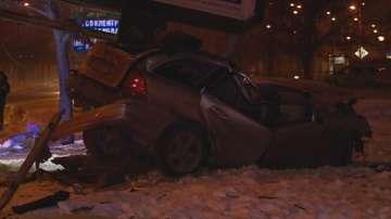 Двама младежи загинаха при жестока катастрофа в центъра на Пловдив