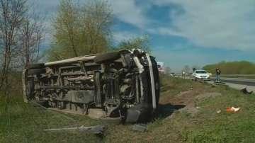 Две тежки катастрофи с една жертва в Пловдивско