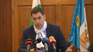 """Пловдивският кмет е доволен от започналата проверка за """"Пловдив 2019"""""""
