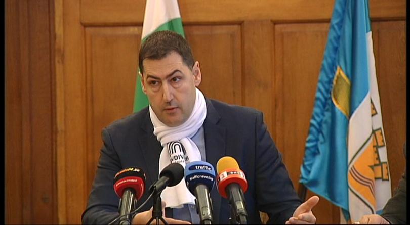 Кметът на Пловдив Иван Тотев е убеден, че проверката на