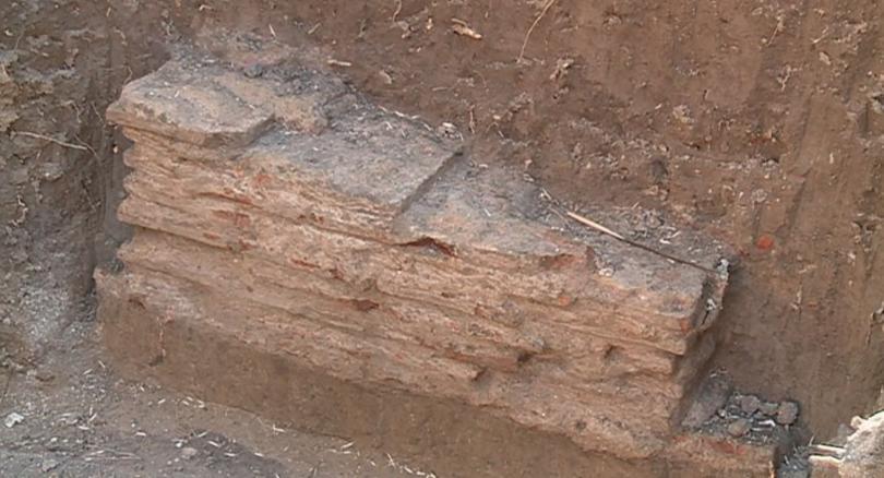 Римска гробница от 1-3 век беше открита при изкопни работи