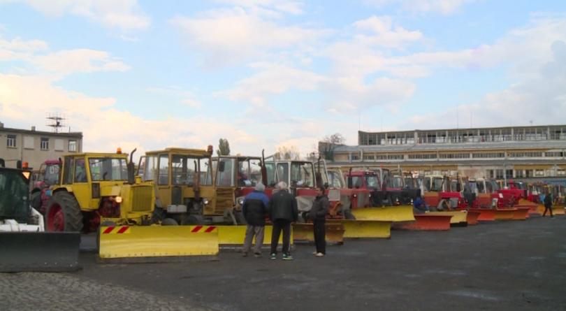 Пловдив е готов да посрещне зимата, обявиха от общинската администрация.