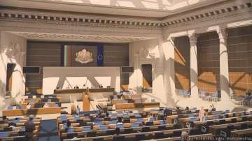 Депутатите ще се преместят в нова пленарна зала от следващата година