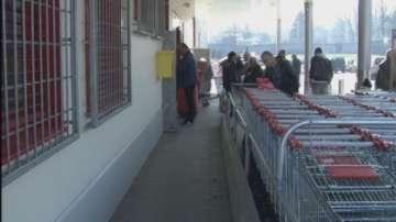 Задържани са извършителите на обира на инкасо автомобил в Плевен