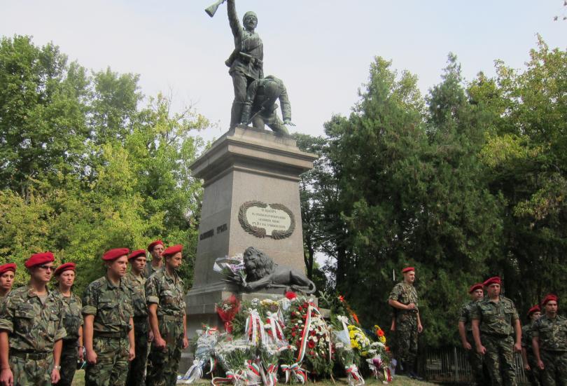 снимка 4 България чества 131-та годишнина от Съединението