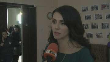 Денислава Ангелова стана първата жена, удостоена с наградата Шимон Перес