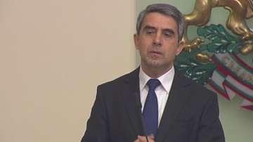 Росен Плевнелиев упрекна народните представители за начина им на говорене в НС
