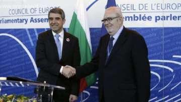 Плевнелиев: България ще подкрепя утвърждаването на европейските ценности