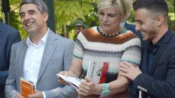 Чети с мен - с президента Плевнелиев, Поли Генова и други